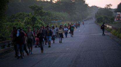 Trump stuurt soldaten naar Mexicaanse grens nu  enorme karavaan migranten nadert