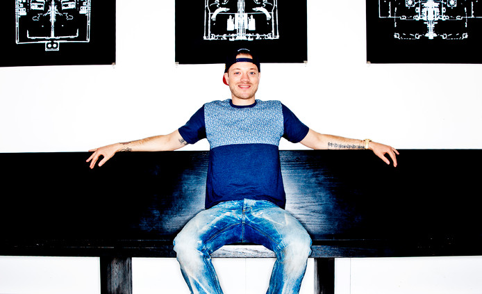 Rapper Gers Pardoel
