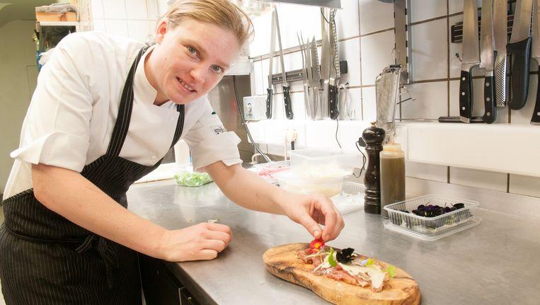 Chef Julie Baekelandt op Njam.