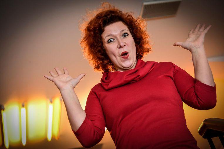 Veerle Malschaert komt op zaterdag 16 december naar thuisstad Dendermonde met haar show 'Boegbeeld'.