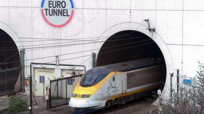 Kanaaltunnel opnieuw open na stroompanne: nog hele dag vertragingen mogelijk