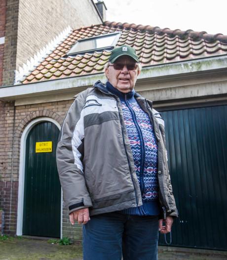 Piet Coelewij was ooggetuige 'Vredespaleis bijna verwoest door bommen'