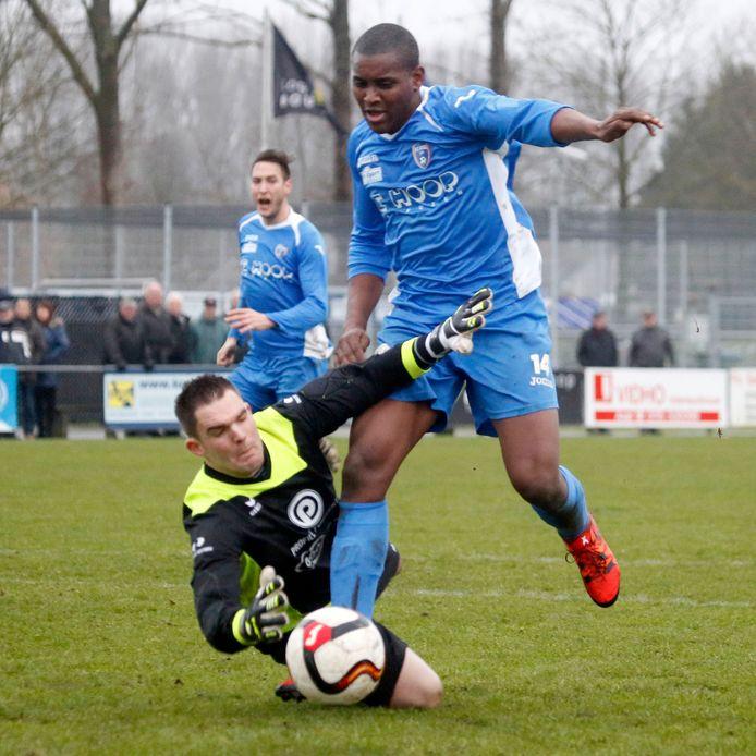 Urmelon Martis verlaat FC Axel en verkast naar Terneuzense Boys.