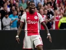 Promes op zijn plek bij Ajax: 'Hier ben ik blij en gelukkig'