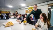 Opkikkertje tussen het blokken door: stad schenkt soep voor studenten