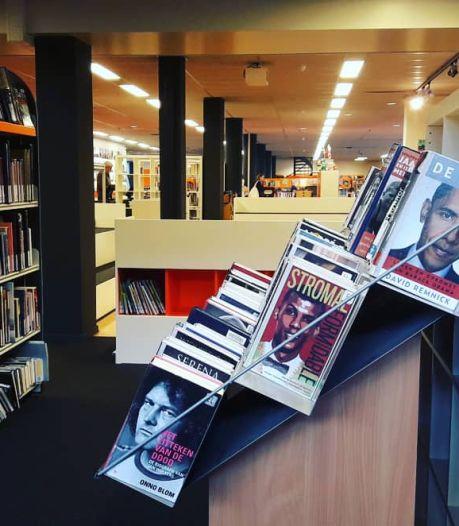 Ook de bibliotheek in Etten-Leur sluit vanwege virusmaatregelen