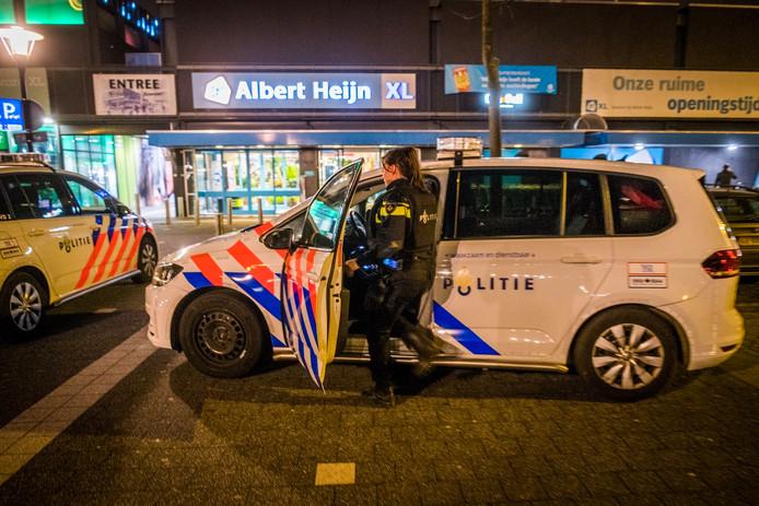 Overval bij AH XL in Eindhoven.
