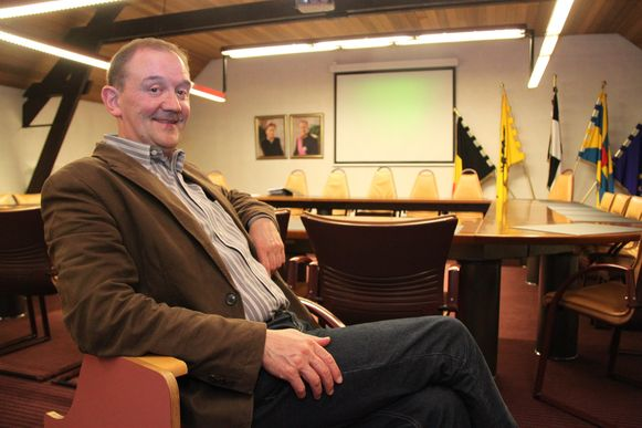 Burgemeester Daniël Vanhessche blijft bij zijn besluit.