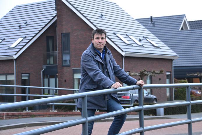 Ernst Bron is de lijsttrekker voor de ChristenUnie Zeewolde.
