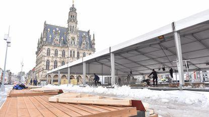 Dit jaar kerstmarkt op drie pleinen