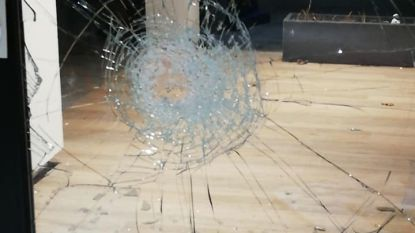 Bewoner betrapt inbrekers in Rekkem