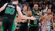 Boston blijft winnen, maar ziet Hayward geblesseerd uitvallen