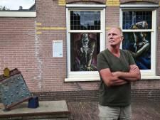 Rechter is onverbiddelijk: 'uniek kunstproject' in dit smalle straatje moet wijken voor parkeerplaats