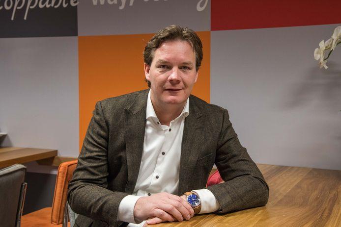 """Henk Buitink, ceo van Covebo. ,,Voor een rapportcijfer 8 of 9 moeten we meer doen aan privacy, bijvoorbeeld niet langer  tweepersoonskamers maar eenpersoonskamers. Dat is niet eenvoudig op een overspannen woningmarkt."""""""