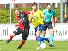 De Treffers speelt in slotfase gelijk tegen FC Lisse