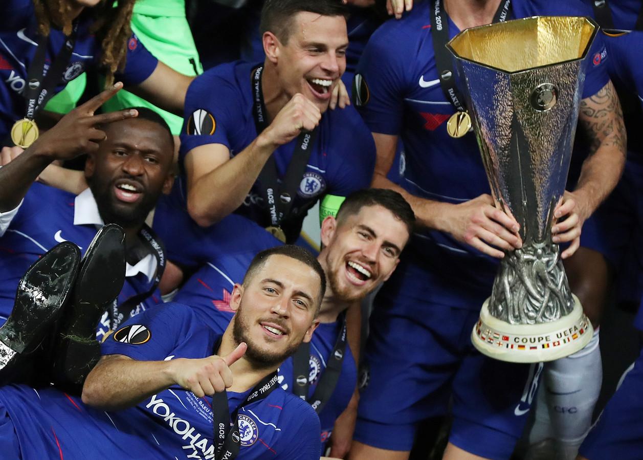 Le cadeau d'adieu d'Eden à Chelsea?