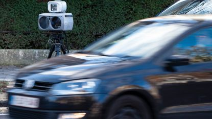 Politie betrapt snelheidsduivel met 113 per uur op Vaart Links (Nevele)