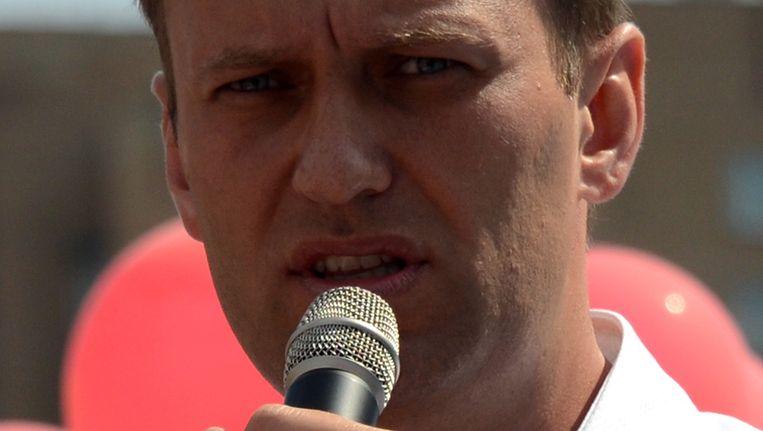 Alexey Navalny Beeld ANP