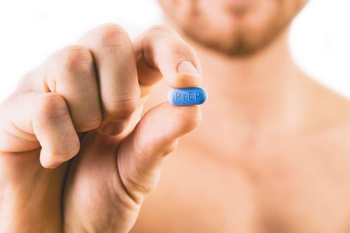 'PrEP is 99 procent effectief in het voorkomen van een hiv-infectie.'
