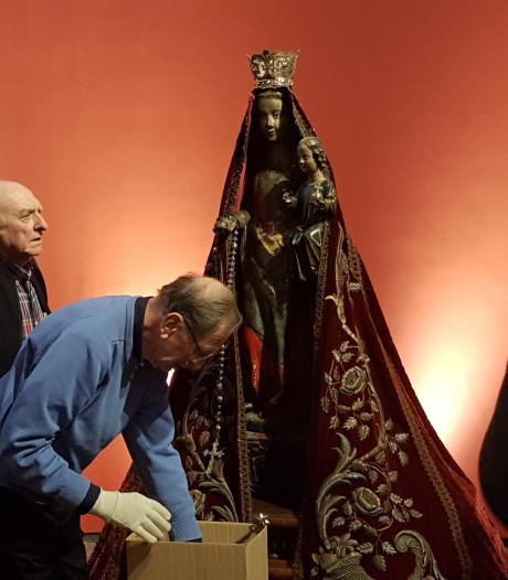 Eric Kolen verhaalt over Maria in Gestel
