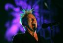 John Lydon op tournee met z'n huidige band, Public Image Limited