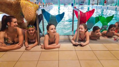 Sportoase start met 'Mermaid School'