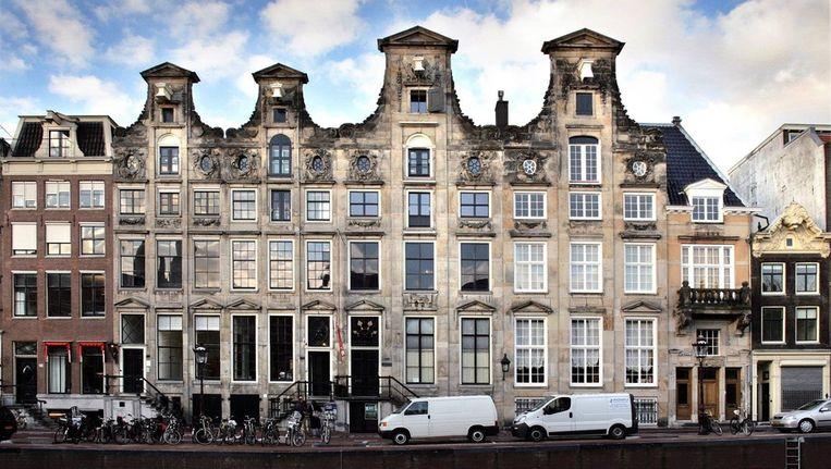 De voorstelling zal te zien zijn in het Bijbels Museum aan de Herengracht 366 Beeld Parool/Klaas Fopma
