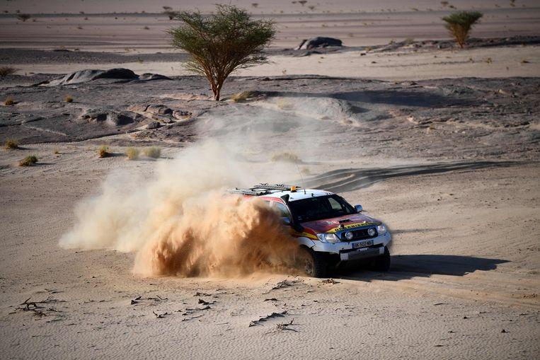 De Dakar Rally start op 5 januari in Jeddah (Saudi-Arabië) en duurt tot 17 januari.