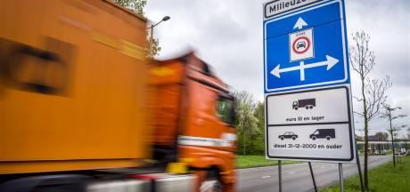 Geldermalsen sluit parkeerplaats trucks