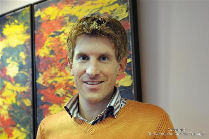 Onderzoeker Alexander Brinkman