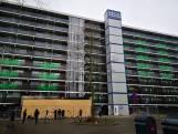 Noodlift geplaatst bij Arnhemse flat na brand, maar leven ligt nog op zijn kop