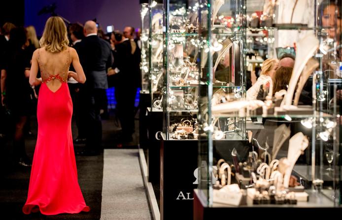 Masters of LXRY, een beurs die draait om luxe, in de Amsterdamse RAI.