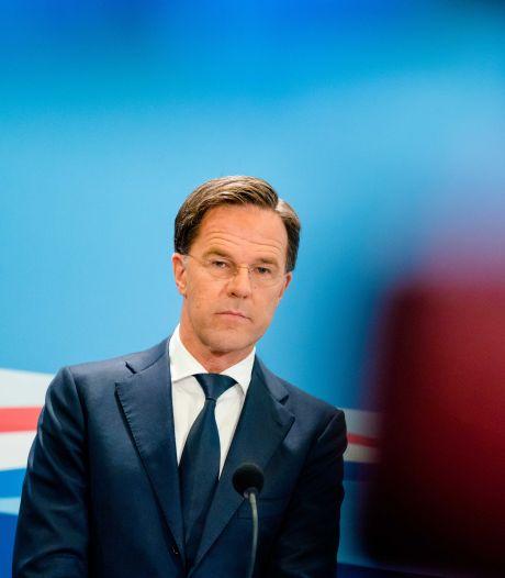 Premier Rutte houdt videospeech bij Srebrenica-herdenking