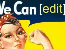 Watershed en MU nemen Wikipedia onder vrouwenhanden in 'edit-a-thon'
