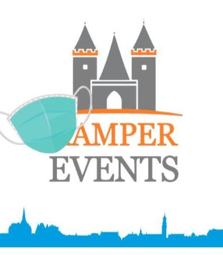 Kamper Events grapt met kleine naamswijziging: 'Wij proberen altijd de humor van iets in te zien'