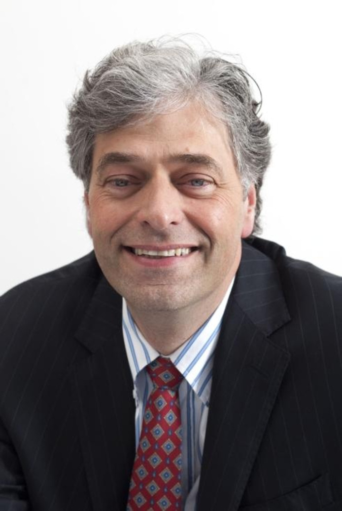 Wethouder Robert Visser