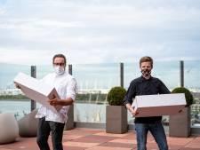 Zilte en Dim Dining bij je thuis: Viki Geunes en Jonas Kellens zijn klaar voor Best of Antwerp 2.0