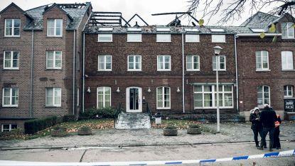 """Burgemeester Bilzen betreurt reacties na brand in toekomstig asielcentrum: """"Verwerpelijk"""""""