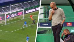 Dolle slotfase in City-Lyon: discutabele 1-2, onwaarschijnlijke misser Sterling en blunderende Ederson