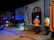 Brandweer voorkomt dat wagen vuur vat