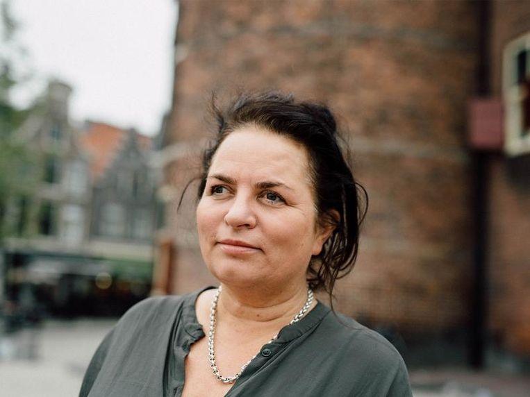 Internetpionier Marleen Stikker is vanavond te gast in Zomergasten. Beeld RV
