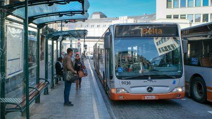 Mivb past busnet aan op Allerheiligen