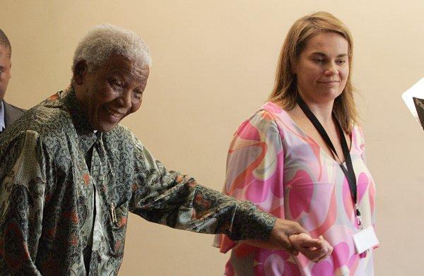 'Racisme van nu wordt door sociale media opgestookt', ziet Mandela's persoonlijke assistent