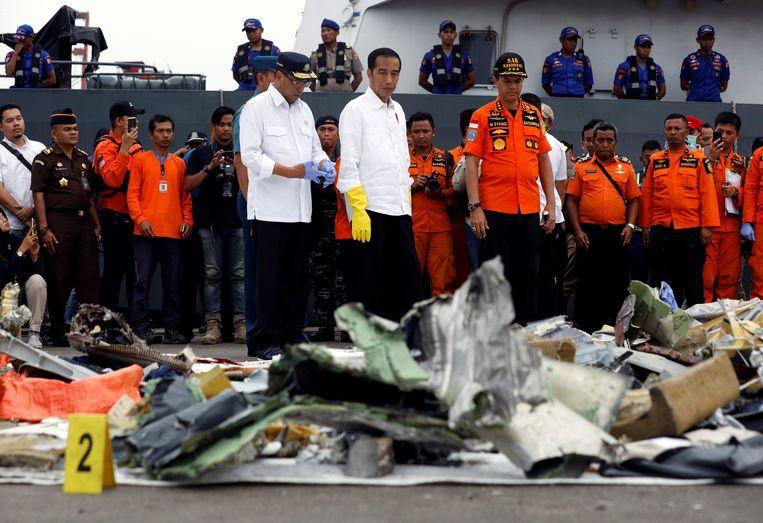 Indonesië zoekt met sonar en drones naar verongelukte Boeing