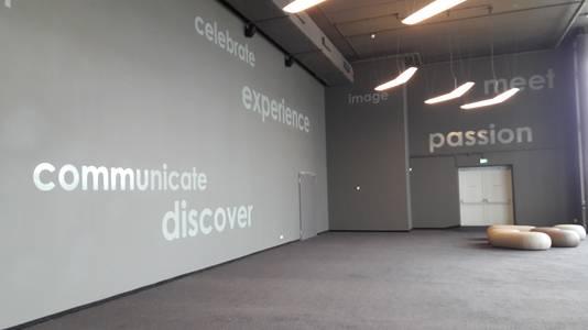 Open ruimte in Kinepolis Den Bosch, voor speciale evenementen.
