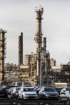 Oliereuzen in Rotterdamse haven: straks zijn we kleiner