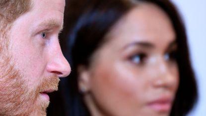 """Meghan en Harry laten Sussex Royal-merk deze lente vallen: """"Meghan dacht dat de Queen geen juridische stappen kon ondernemen, ze had het mis"""""""