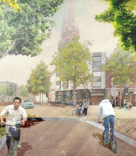 Tilburg komt met ingrijpend verkeersplan: rust op Heuvel, Ringbaan-West naar 30 kilometerweg