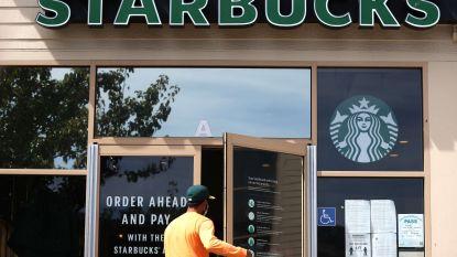 Starbucks verwacht inkomstenverlies van meer dan 2,5 miljard euro door de coronacrisis
