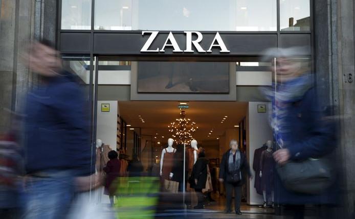 Le magasin Zara de la Rue Neuve à Bruxelles sera fermé ce mardi.